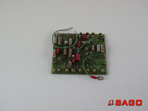 Elektryczne sterowanie i komponenty - Typ: LEITERPLATINE