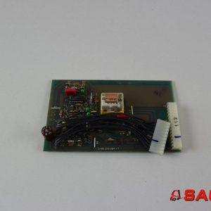Elektryczne sterowanie i komponenty - Typ: PLATINE 2198329084-1