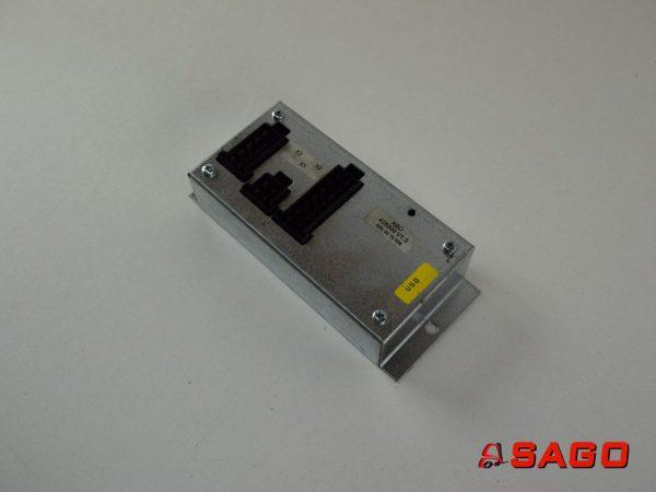 Elektryczne sterowanie i komponenty - Typ: ABBREMSUBERWACHUNG