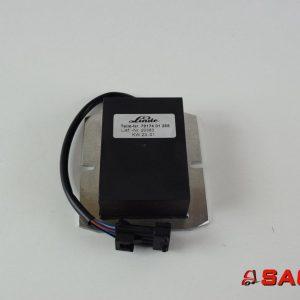 Linde Elektryczne sterowanie i komponenty - Typ: SPANNUNGSWANDLER 7917401258