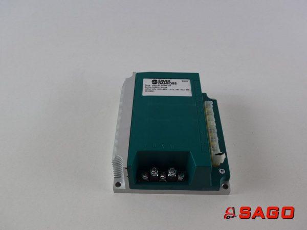 Elektryczne sterowanie i komponenty - Typ: SAUER DANFOS daCi-EL 24/080 GE
