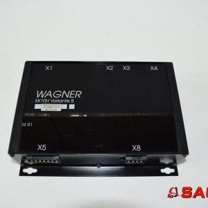 Elektryczne sterowanie i komponenty - Typ: AUSWERTELOGIK ID4006561V1.1 0048008