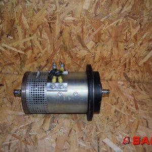 Silniki elektryczne i części do silników - Typ: ELEKTROMOTOR SCHABMULLER 50035128