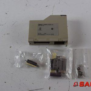 Elektryczne sterowanie i komponenty - Typ: OMRON PROGRAMMABLE CONTROLLER C200H-LK201-V1