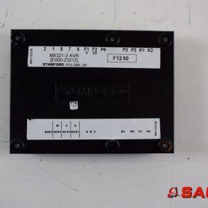 Elektryczne sterowanie i komponenty - Typ: REGULATOR MARKON / STAMFORD E00-13221B