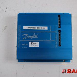 Kalmar Elektryczne sterowanie i komponenty - Typ: CONTROL UNIT DANFOSS 923732.0010