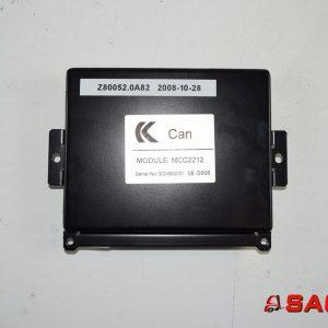 Kalmar Elektryczne sterowanie i komponenty - Typ: MODULE