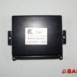 Kalmar Elektryczne sterowanie i komponenty - Typ: KONTROLLANLGE MODULE MCC2212