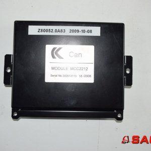 Kalmar Elektryczne sterowanie i komponenty - Typ: KONTROLLANLAGE MODULE  MCC2212