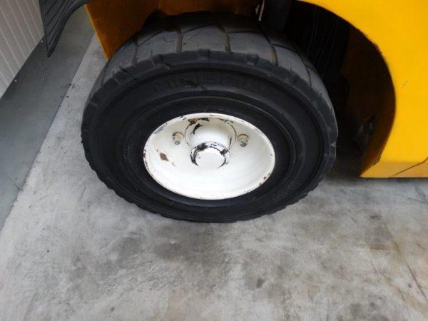 Jungheinrich Wózek widłowy z napędem Diesel