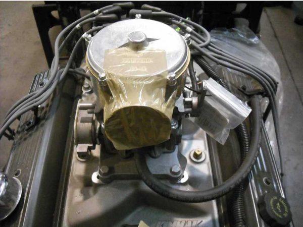 układy chłodzenia i wydechowe - Typ: Typ: GM LPG 5.7L V8