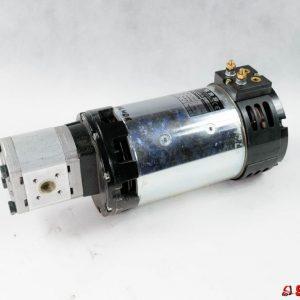Baumann Silniki elektryczne i części do silników - Typ: El-Pumpen-Aggregat kpl. 101551
