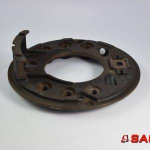 Baumann Hamulce i linki hamulcowe - Typ: 88925 Bremsschild rechts