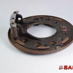 Baumann Hamulce i linki hamulcowe - Typ: 90924 Bremsankerblech r.