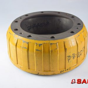 Baumann Hamulce i linki hamulcowe - Typ: 102366 Bremstrommel