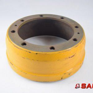 Baumann Hamulce i linki hamulcowe - Typ: 58168 Bremstrommel
