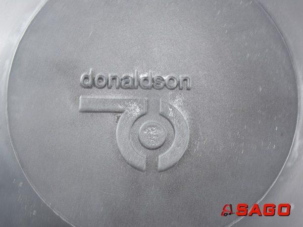 układy chłodzenia i wydechowe - Typ: 113365  Regenkappe Donaldson