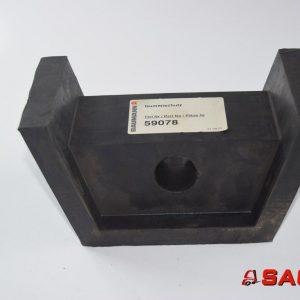 Baumann Części zamienne - Typ: 59078  Gummischutz