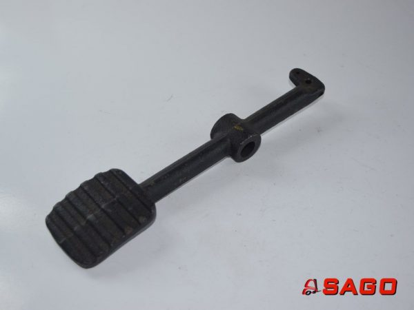Baumann Hamulce i linki hamulcowe - Typ: 61912  Abstellhebel
