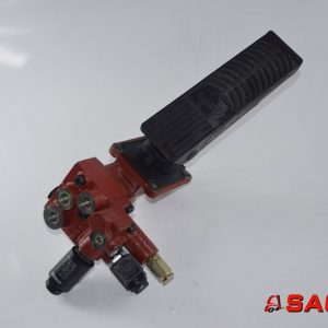 Baumann Hamulce i linki hamulcowe - Typ: 117132 Bremspedal kpl. SAFTM 162341/G P-125 PF-60