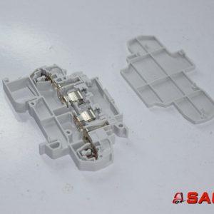 Baumann Elektryczne sterowanie i komponenty - Typ: 250219 Sicherungshalter kpl. grau