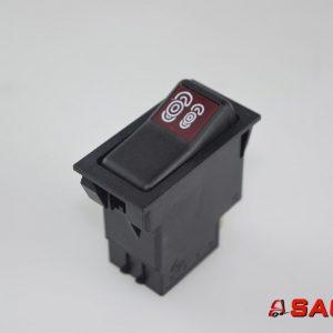 "Baumann Elektryczne sterowanie i komponenty - Typ: 258771 Leuchtdrucktaster ""Ketten lose"""