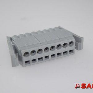 Baumann Elektryczne sterowanie i komponenty - Typ: 250352 Stecker 8polig