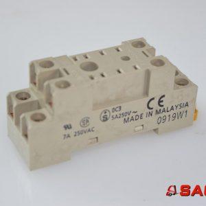 Baumann Elektryczne sterowanie i komponenty - Typ: 116414 Relais-Sockel