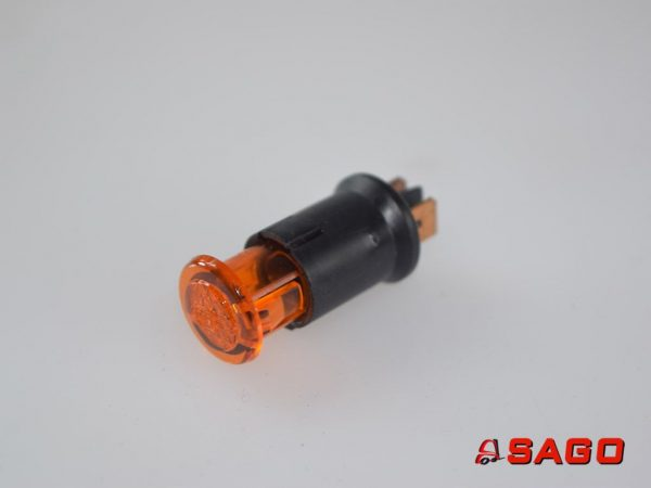 Baumann Elektryczne sterowanie i komponenty - Typ: 52102 Kontrolleuchte gelb