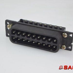 Baumann Elektryczne sterowanie i komponenty - Typ: 86388 Steckverbinder
