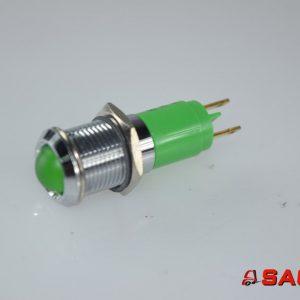 Baumann Elektryczne sterowanie i komponenty - Typ: 31941 LED 24V. Grün 24/28V AC/DC