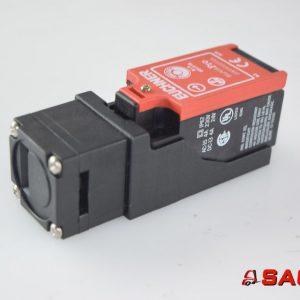 Baumann Elektryczne sterowanie i komponenty - Typ: 248746 Schalter EUCHNER AC-15 4A 230V DC-13 4A 24V
