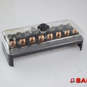 Baumann Elektryczne sterowanie i komponenty - Typ: 79700 Sicherungsdose