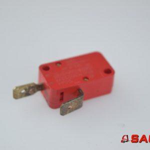 Baumann Elektryczne sterowanie i komponenty - Typ: 200003058 Mikroschalter 6A 125-250VAC