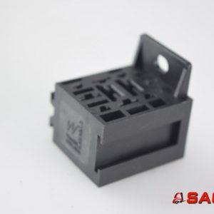 Baumann Elektryczne sterowanie i komponenty - Typ: 117385 Relais-Sockel