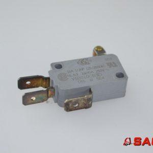 Kalmar Elektryczne sterowanie i komponenty - Typ: 9026.04.3 16A 1/2HP 125/250VAC NL63 16(4)A 250V V5B010CB3D