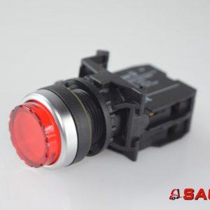 Baumann Elektryczne sterowanie i komponenty - Typ: 243659 Leuchtdrucktaster Parken MOELLER Uimp=4kv Ui=250V