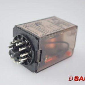 Baumann Elektryczne sterowanie i komponenty - Typ: 242553 Relais 12 V MT321012 SCHRACK 12V DC 10A 250V AC