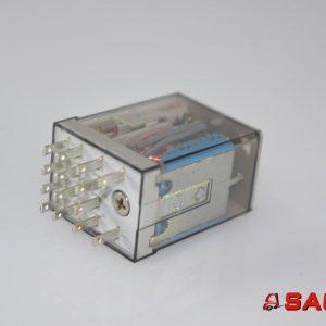 Baumann Elektryczne sterowanie i komponenty - Typ: 200015222 Relais FINDER 55.34.9.090.0040 90V DC 7A 250V
