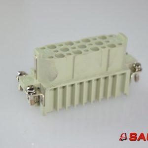 Baumann Elektryczne sterowanie i komponenty - Typ: 257563 Stecker(Buchseneinsatz)