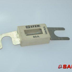 Baumann Elektryczne sterowanie i komponenty - Typ: 42508 Streifensicherung 80A