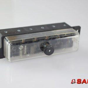 Baumann Elektryczne sterowanie i komponenty - Typ: 200005313 Sicherungsbox