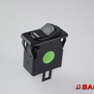 Baumann Elektryczne sterowanie i komponenty - Typ: JU12313038 Kippschalter Arbeitsscheinwerfer