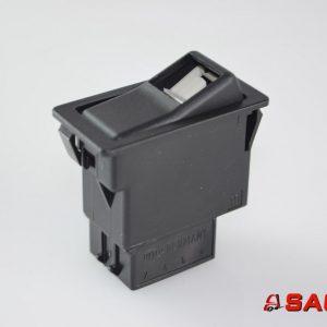 Baumann Elektryczne sterowanie i komponenty - Typ: JU92001925 Wippschalter Handbremse