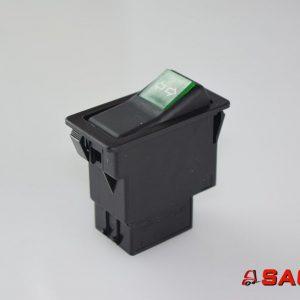 Baumann Elektryczne sterowanie i komponenty - Typ: 255953 Kippschalter Längs/Quer