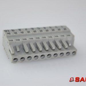 Baumann Elektryczne sterowanie i komponenty - Typ: 251404 Stecker
