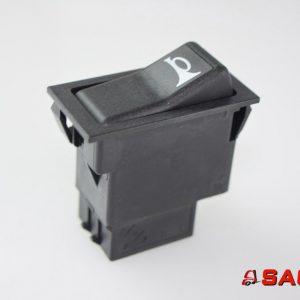 Baumann Elektryczne sterowanie i komponenty - Typ: 251193 Schalter Hupe