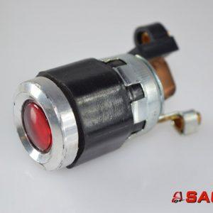 Baumann Elektryczne sterowanie i komponenty - Typ: 52091 Kontrolleuchte rot