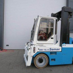 Semax Wózek widłowy kompaktowy