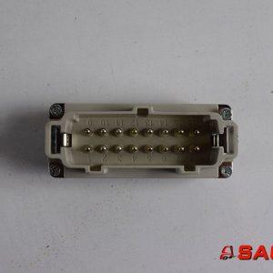 Kalmar Elektryka - Typ: PIN BLOCK 10194000